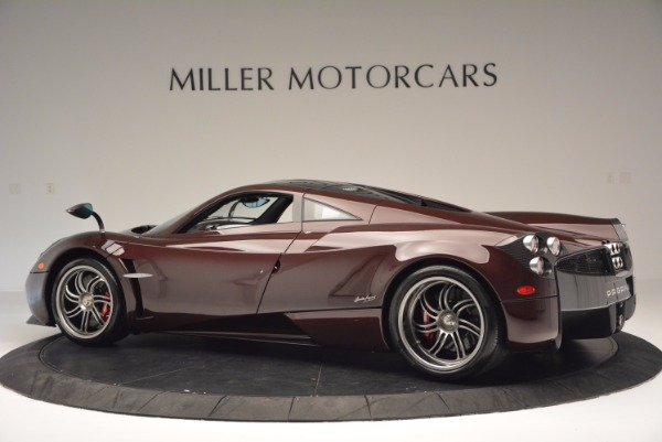 Used 2014 Pagani Huyara for sale Sold at Bugatti of Greenwich in Greenwich CT 06830 3