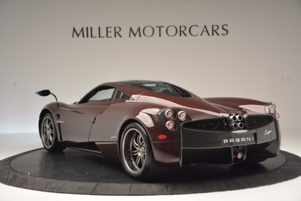 Used 2014 Pagani Huyara for sale Sold at Bugatti of Greenwich in Greenwich CT 06830 4