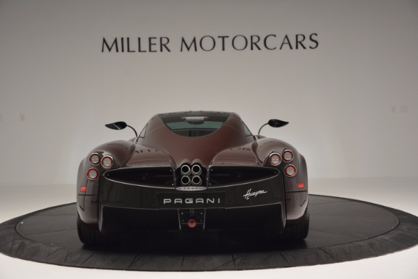 Used 2014 Pagani Huyara for sale Sold at Bugatti of Greenwich in Greenwich CT 06830 5