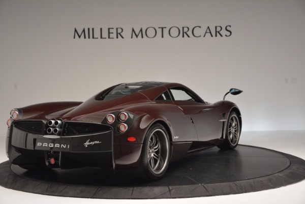 Used 2014 Pagani Huyara for sale Sold at Bugatti of Greenwich in Greenwich CT 06830 6