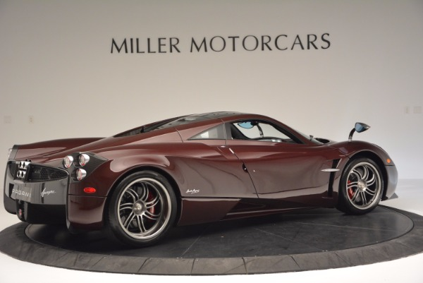 Used 2014 Pagani Huyara for sale Sold at Bugatti of Greenwich in Greenwich CT 06830 7