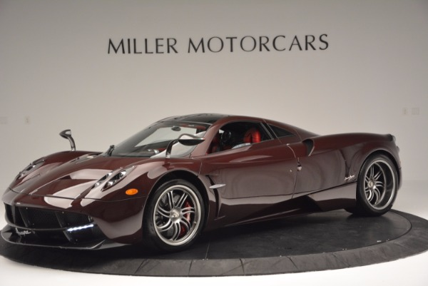 Used 2014 Pagani Huyara for sale Sold at Bugatti of Greenwich in Greenwich CT 06830 1