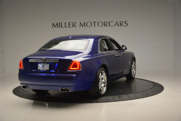 Used 2016 ROLLS-ROYCE GHOST SERIES II for sale Sold at Bugatti of Greenwich in Greenwich CT 06830 8