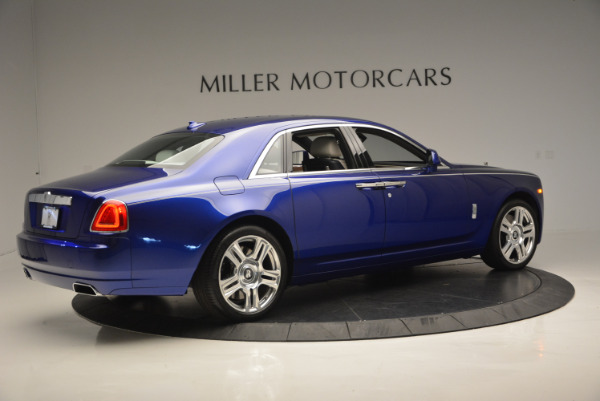 Used 2016 ROLLS-ROYCE GHOST SERIES II for sale Sold at Bugatti of Greenwich in Greenwich CT 06830 9