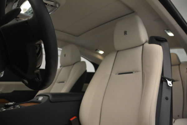 Used 2016 Rolls-Royce Wraith for sale Sold at Bugatti of Greenwich in Greenwich CT 06830 19