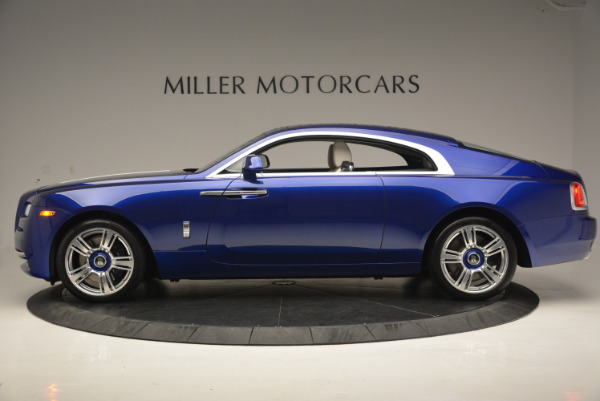 Used 2016 Rolls-Royce Wraith for sale Sold at Bugatti of Greenwich in Greenwich CT 06830 4