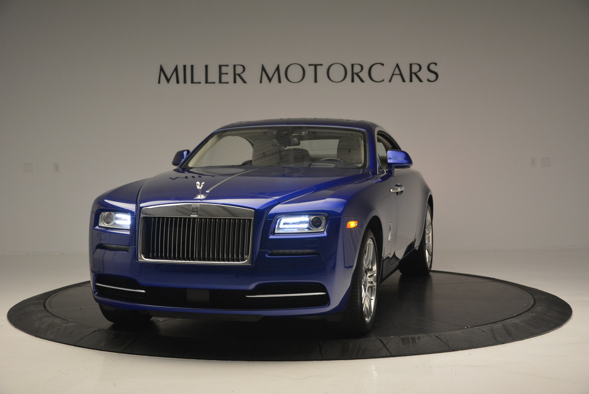 Used 2016 Rolls-Royce Wraith for sale Sold at Bugatti of Greenwich in Greenwich CT 06830 1