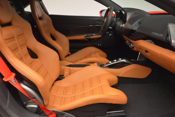Used 2016 Ferrari 488 GTB for sale Sold at Bugatti of Greenwich in Greenwich CT 06830 18