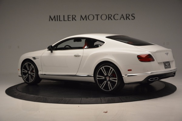 New 2017 Bentley Continental GT V8 S for sale Sold at Bugatti of Greenwich in Greenwich CT 06830 4