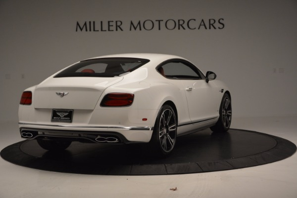New 2017 Bentley Continental GT V8 S for sale Sold at Bugatti of Greenwich in Greenwich CT 06830 7