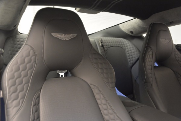 Used 2017 Aston Martin Vanquish Coupe for sale Sold at Bugatti of Greenwich in Greenwich CT 06830 19
