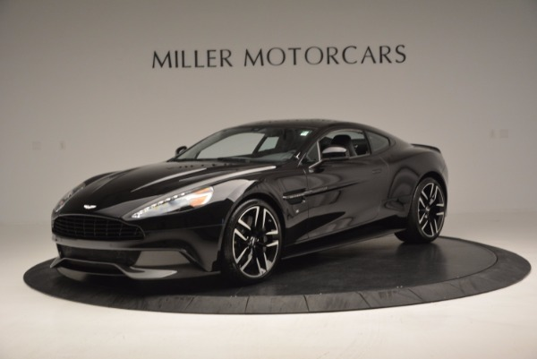 Used 2017 Aston Martin Vanquish Coupe for sale Sold at Bugatti of Greenwich in Greenwich CT 06830 2