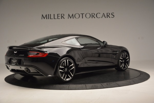 Used 2017 Aston Martin Vanquish Coupe for sale Sold at Bugatti of Greenwich in Greenwich CT 06830 8