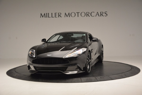 Used 2017 Aston Martin Vanquish Coupe for sale Sold at Bugatti of Greenwich in Greenwich CT 06830 1