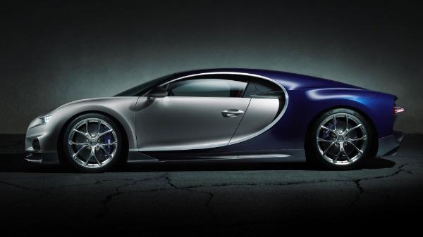 New 2020 Bugatti Chiron for sale Sold at Bugatti of Greenwich in Greenwich CT 06830 3