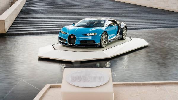 New 2020 Bugatti Chiron for sale Sold at Bugatti of Greenwich in Greenwich CT 06830 4