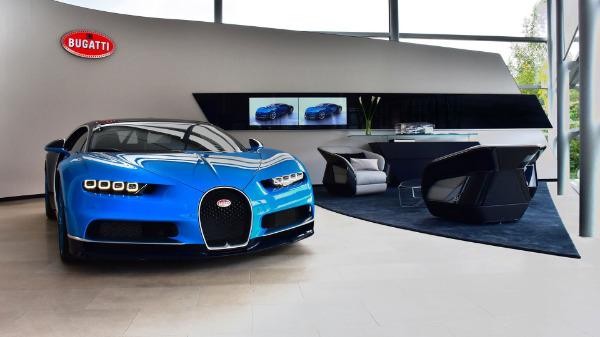 New 2020 Bugatti Chiron for sale Sold at Bugatti of Greenwich in Greenwich CT 06830 5