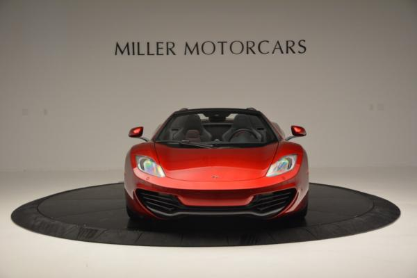 Used 2013 McLaren MP4-12C Base for sale Sold at Bugatti of Greenwich in Greenwich CT 06830 12