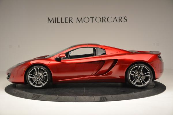 Used 2013 McLaren MP4-12C Base for sale Sold at Bugatti of Greenwich in Greenwich CT 06830 14