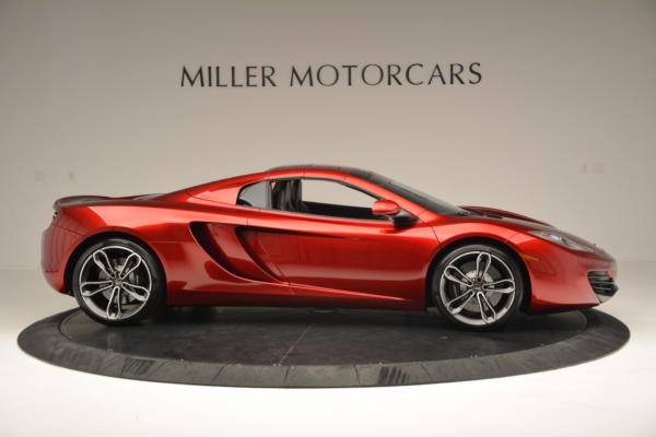 Used 2013 McLaren MP4-12C Base for sale Sold at Bugatti of Greenwich in Greenwich CT 06830 18