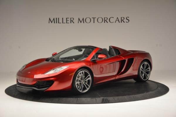 Used 2013 McLaren MP4-12C Base for sale Sold at Bugatti of Greenwich in Greenwich CT 06830 2