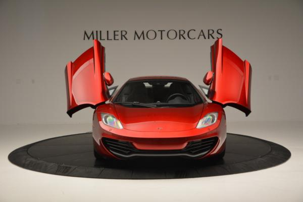 Used 2013 McLaren MP4-12C Base for sale Sold at Bugatti of Greenwich in Greenwich CT 06830 20