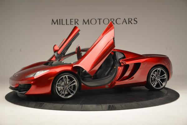 Used 2013 McLaren MP4-12C Base for sale Sold at Bugatti of Greenwich in Greenwich CT 06830 21