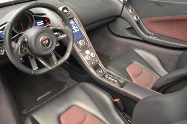 Used 2013 McLaren MP4-12C Base for sale Sold at Bugatti of Greenwich in Greenwich CT 06830 22