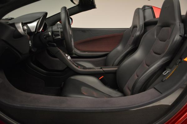 Used 2013 McLaren MP4-12C Base for sale Sold at Bugatti of Greenwich in Greenwich CT 06830 23