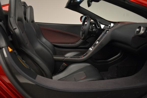 Used 2013 McLaren MP4-12C Base for sale Sold at Bugatti of Greenwich in Greenwich CT 06830 27