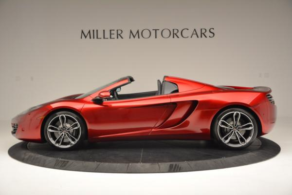Used 2013 McLaren MP4-12C Base for sale Sold at Bugatti of Greenwich in Greenwich CT 06830 3