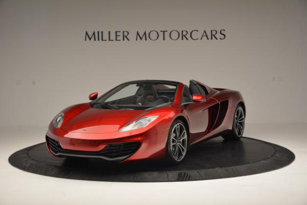 Used 2013 McLaren MP4-12C Base for sale Sold at Bugatti of Greenwich in Greenwich CT 06830 1