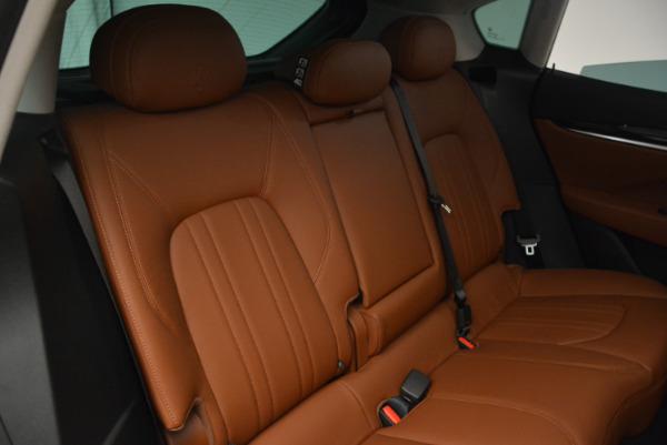 New 2017 Maserati Levante for sale Sold at Bugatti of Greenwich in Greenwich CT 06830 24