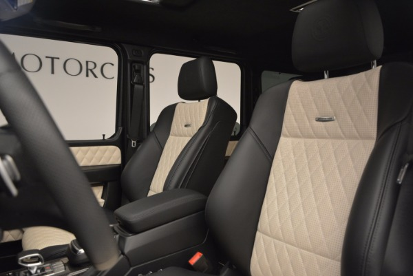 Used 2016 Mercedes Benz G-Class AMG G65 for sale Sold at Bugatti of Greenwich in Greenwich CT 06830 17