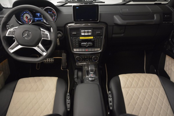 Used 2016 Mercedes Benz G-Class AMG G65 for sale Sold at Bugatti of Greenwich in Greenwich CT 06830 18