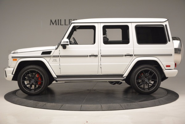 Used 2016 Mercedes Benz G-Class AMG G65 for sale Sold at Bugatti of Greenwich in Greenwich CT 06830 3