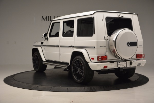 Used 2016 Mercedes Benz G-Class AMG G65 for sale Sold at Bugatti of Greenwich in Greenwich CT 06830 5