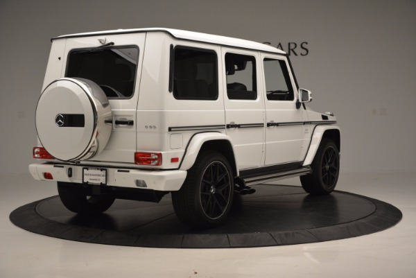 Used 2016 Mercedes Benz G-Class AMG G65 for sale Sold at Bugatti of Greenwich in Greenwich CT 06830 7
