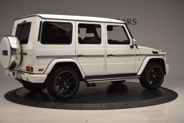 Used 2016 Mercedes Benz G-Class AMG G65 for sale Sold at Bugatti of Greenwich in Greenwich CT 06830 8