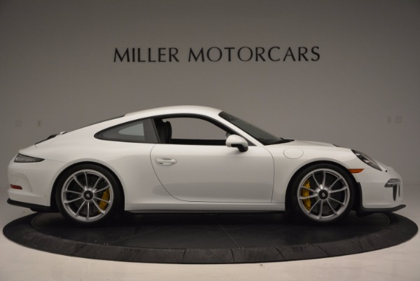 Used 2016 Porsche 911 R for sale Sold at Bugatti of Greenwich in Greenwich CT 06830 10