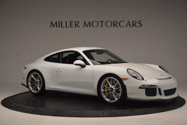 Used 2016 Porsche 911 R for sale Sold at Bugatti of Greenwich in Greenwich CT 06830 11