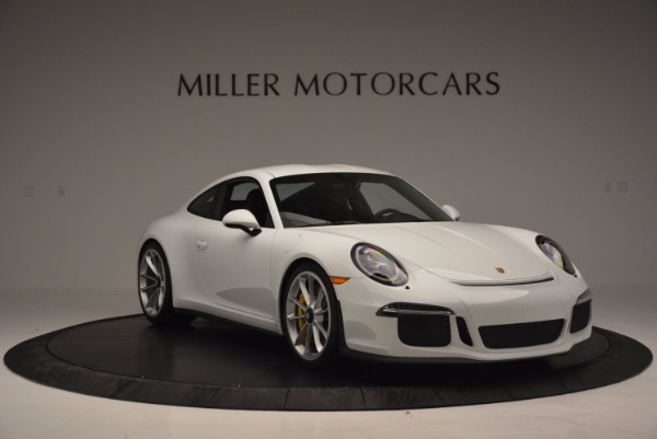 Used 2016 Porsche 911 R for sale Sold at Bugatti of Greenwich in Greenwich CT 06830 12