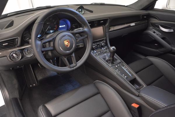 Used 2016 Porsche 911 R for sale Sold at Bugatti of Greenwich in Greenwich CT 06830 13