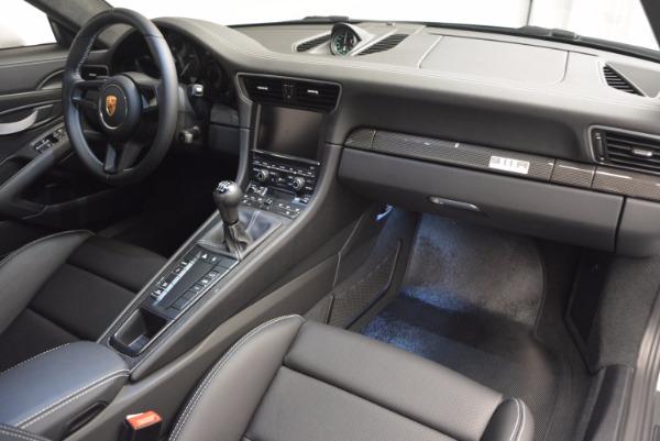 Used 2016 Porsche 911 R for sale Sold at Bugatti of Greenwich in Greenwich CT 06830 18