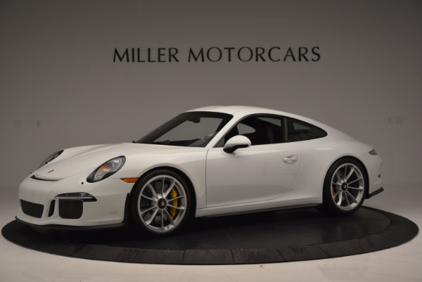 Used 2016 Porsche 911 R for sale Sold at Bugatti of Greenwich in Greenwich CT 06830 2