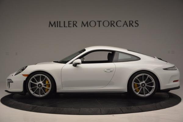 Used 2016 Porsche 911 R for sale Sold at Bugatti of Greenwich in Greenwich CT 06830 3