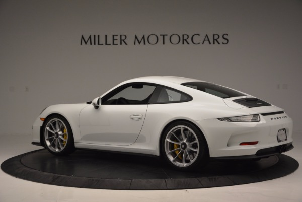 Used 2016 Porsche 911 R for sale Sold at Bugatti of Greenwich in Greenwich CT 06830 4