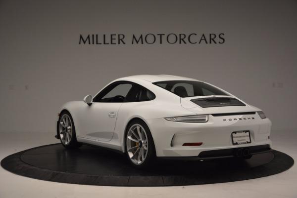 Used 2016 Porsche 911 R for sale Sold at Bugatti of Greenwich in Greenwich CT 06830 5