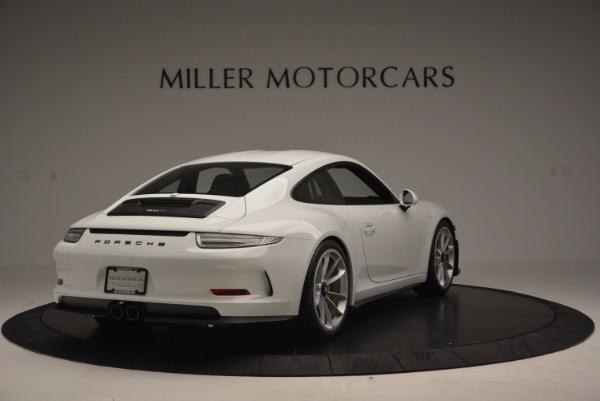 Used 2016 Porsche 911 R for sale Sold at Bugatti of Greenwich in Greenwich CT 06830 7