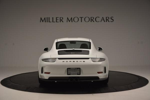 Used 2016 Porsche 911 R for sale Sold at Bugatti of Greenwich in Greenwich CT 06830 8